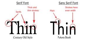serif-sansserif