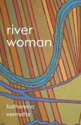 river+woman